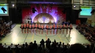 Dance Explosion - Schwäbische Meisterschaft 2015