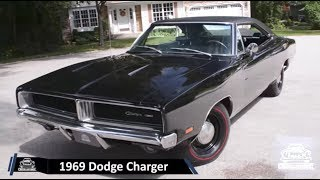 1969 Dodge Charger Original Owner