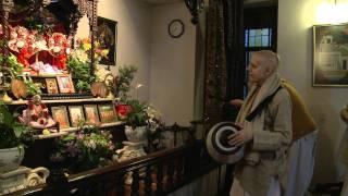 2011.10.11. Guru Puja, HG Sankarshan Das Adhikari-Kaunas_Lithuania