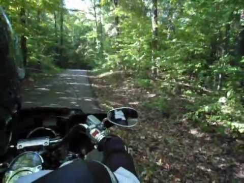 Meeman Shelby Forest State Park TN.AVI