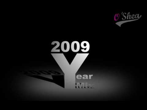 Yearmix 2009 - Dj O'shea Part 1