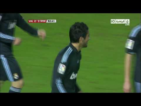 Valencia 2-3 Real Madrid - Ezequiel Garay -HD- Video