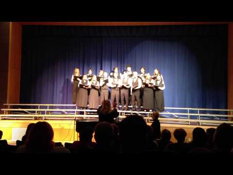 Maple Hill High School Swing Choir 2013 Christmas