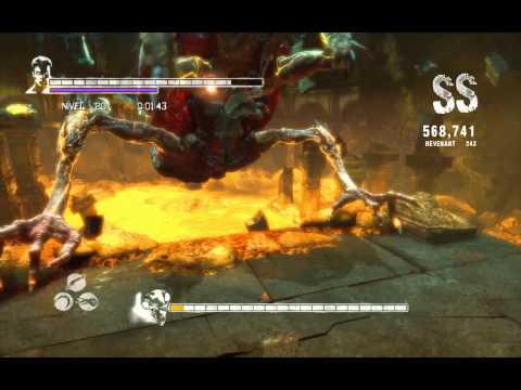 DMC- Bloody Palace - Matando Succubus- No Damage