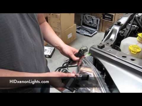 Dodge Ram HID Kit Install