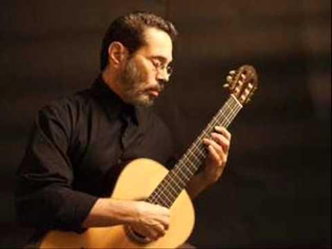Danza Característica de Leo Brouwer- Jorge Santos(guitarra)