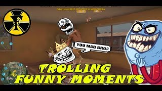 TROLLING | RULES OF SURVIVAL FUNNY MOMENTS | RULES OF SURVIVAL PH | WTF MOMENTS