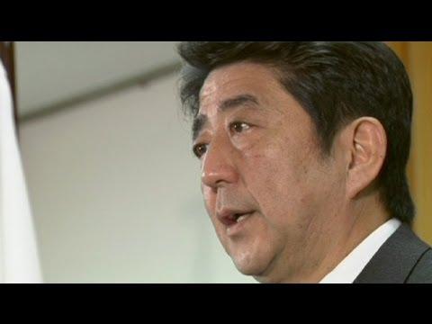 Shinzo Abe : le retour du