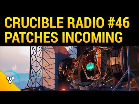 Crucible Radio Ep. 46 - Quality of Life Improvements