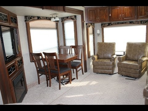 2013 Keystone RV Avalanche 295RL Fifth Wheel Review