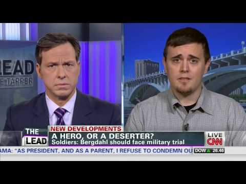 Fmr Soldier Who Served With Bergdahl: 'He's At Best a Deserter, At Worst a Traitor'