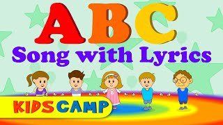 ABC SONG | ABC Alphabet Song with Lyrics| Learning ABC for Children - Nursery Rhymes for Babies