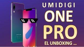 UMIDIGI ONE PRO EN ESPAÑOL