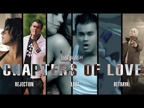 Badmash | Hindi Rap Guru | Chapters Of Love | Music Video 2014...
