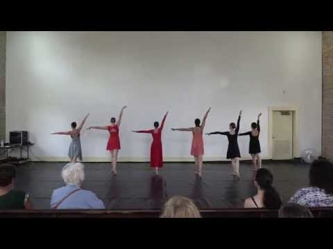 Kaleidoscope Dance Theatre - Women's Rights National Historical Park - Sisters