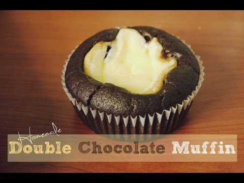 Starbucks Double Chocolate Muffins zu Hause backen