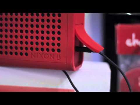 Nixon Blaster Speaker Product Review