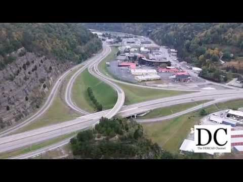 Wonderful View of The PIKEVILLE Cut Through Project