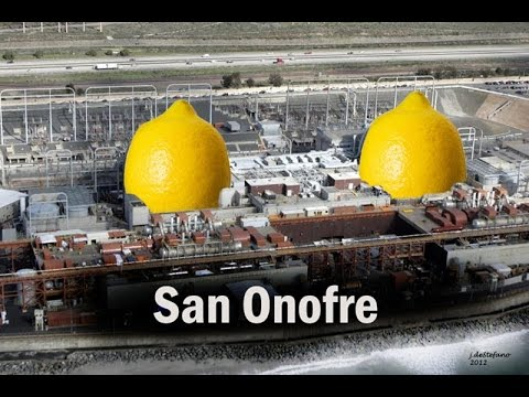 San Onofre Radioactive Waste Storage Plan (Public Comments P1&2)