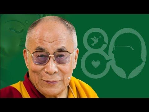80th Birthday of His Holiness the XIVth Dalai Lama - Tibetan