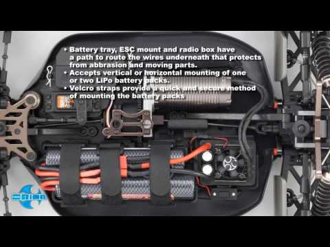 Kyosho MP9E Brushless Electric Buggy (Official Video)