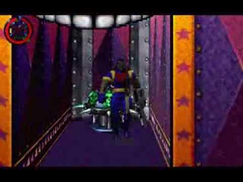 X-Men: Mind Games (Unreleased)