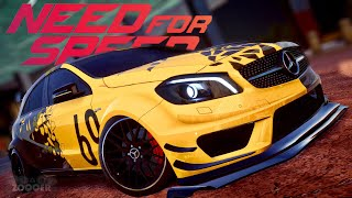 JP PERFORMANCE Mercedes A45 AMG Tuning - Need for Speed Payback