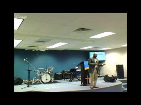 Bible study at Koinonia Fellowship Church International