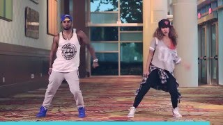 "Zumba® TurnUp Featuring Dahrio Wonder's ""Give It to Me"""