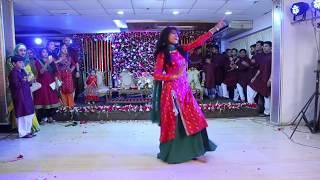Ambarsariya Holud dance