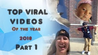 Top Viral Videos Of The Year 2018 Part 1 || ViralSnare