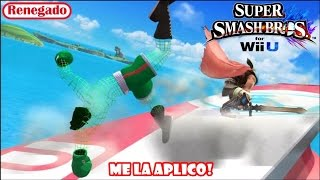 Super Smash Bros For Wii U | Wii U | Un Error Cuesta!