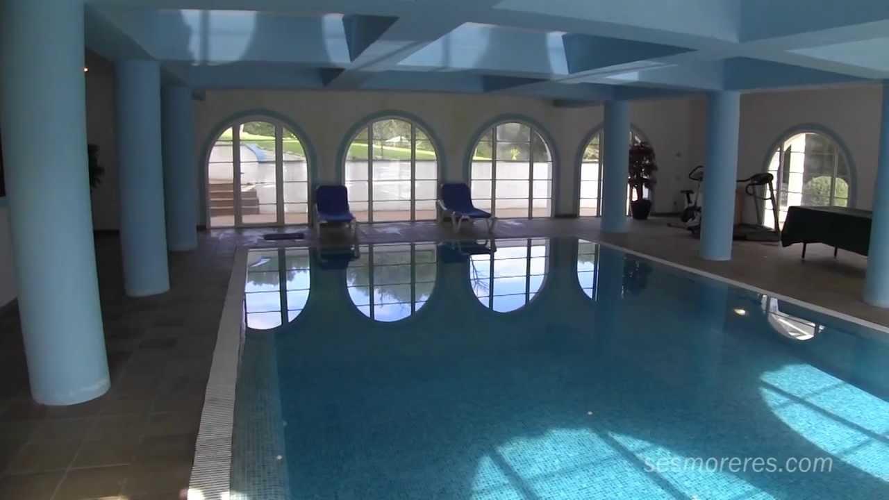 Menorca finca r stica con casa de lujo en alaior youtube - Casas de lujo en menorca ...