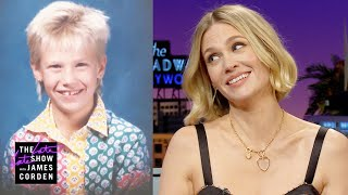 January Jones's 4th Grade Haircut Was Next-Level