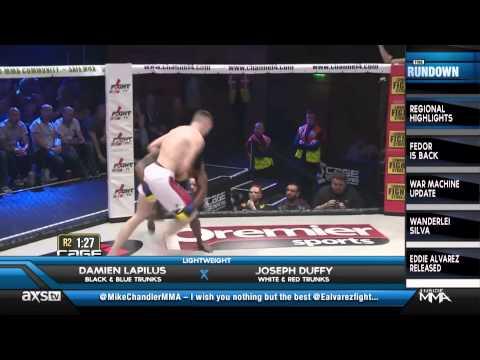 Inside MMA Regional Highlights