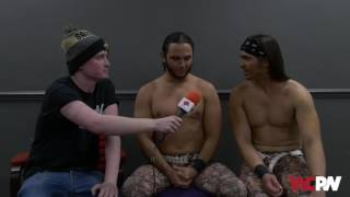 Jack Interviews The Young Bucks At WCPW Bulletproof