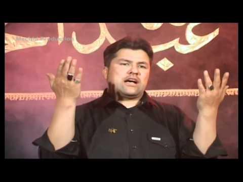 Ramzan Ali Haideri 2011-12 Noha 07 Da Zainul Abidin a.s Pa Pisho (Pashto Noha)