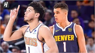 Denver Nuggets vs Phoenix Suns - Full Game Highlights | October 14, 2019 | 2019 NBA Preseason