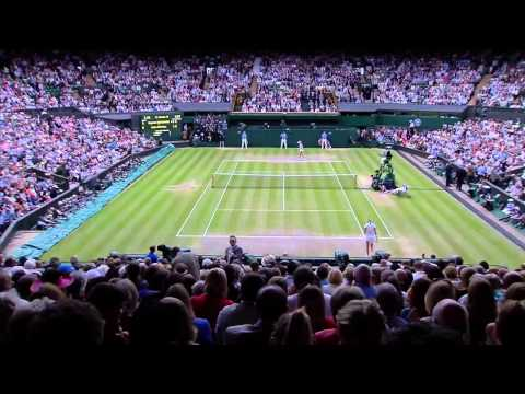 Wimbledon 2014   Ladies' Singles   Final   Bouchard vs Kvitova