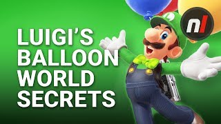 Luigi's Balloon World Secrets to Make Millions | Super Mario Odyssey for Nintendo Switch