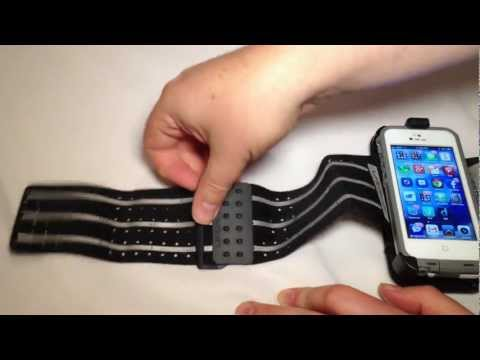 how to clean lifeproof armband