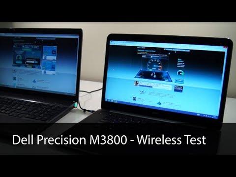 Dell Precision M3800 Wireless