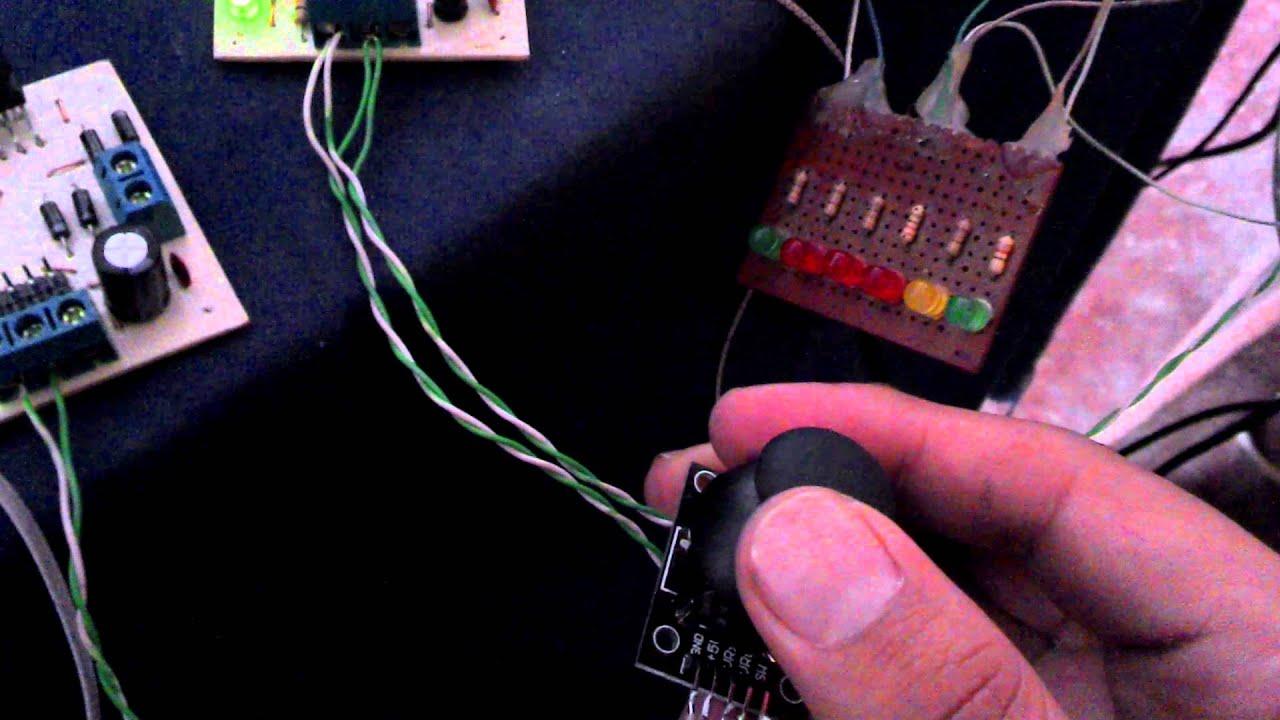 Control rf con arduino para robot oruga youtube