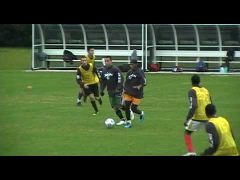 Philadelphia Union Tryouts - Part 1 Video