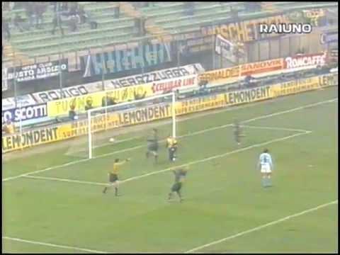 UEFA Cup 1997/1998 - Inter vs. Strasbourg (3:0)
