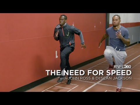 John Ross & DeSean Jackson: Need for Speed | NFL 360 | NFL Network