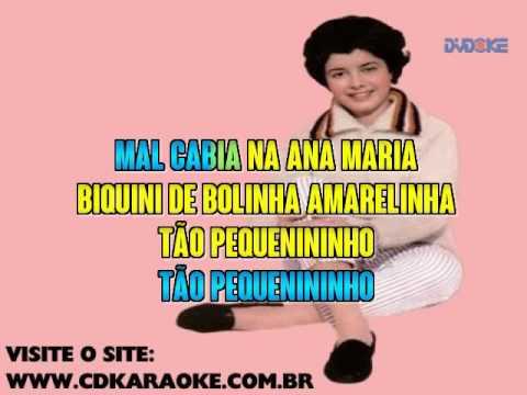 Celly Campello   Biquini De Bolinha
