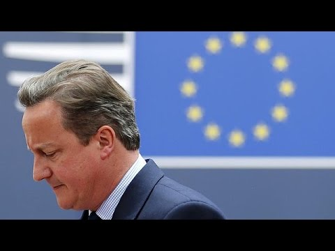 EU leaders gather for the post-Brexit summit in Brussels