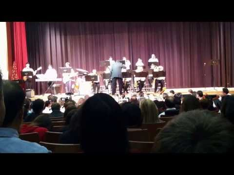 Tottenville High School Jazz Band - Ding Dong! The Witch Is Dead