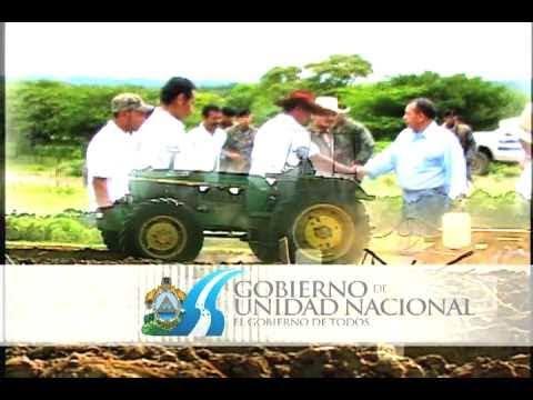Hagamos Grande a Honduras, Secretaria de Agricultura y Ganaderia